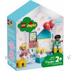 10925 POKÓJ ZABAW (Playroom) KLOCKI LEGO DUPLO  Dla Dzieci