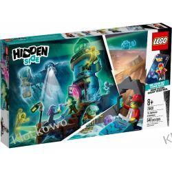 70431 LATARNIA CIEMNOŚCI (The Lighthouse of Darkness) KLOCKI LEGO HIDDEN SIDE Dla Dzieci