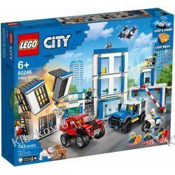 60246 POSTERUNEK POLICJI (Police Station) KLOCKI LEGO CITY Ninjago