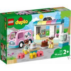 10928 PIEKARNIA (Bakery) KLOCKI LEGO DUPLO  Kompletne zestawy