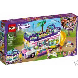 41395 AUTOBUS PRZYJAŹNI (Friendship Bus) KLOCKI LEGO FRIENDS Dla Dzieci