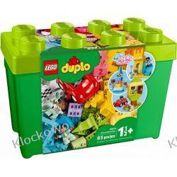 10914 PUDEŁKO Z KLOCKAMI DELUXE (Deluxe Brick Box) KLOCKI LEGO DUPLO  Dla Dzieci