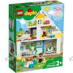 10929 WIELOFUNKCYJNY DOMEK (Modular Playhouse) KLOCKI LEGO DUPLO  Creator