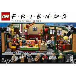 21319 CENTRAL PERK KLOCKI LEGO IDEAS Playmobil
