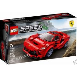 76895 Ferrari F8 Tributo KLOCKI LEGO SPEED CHAMPIONS Kompletne zestawy