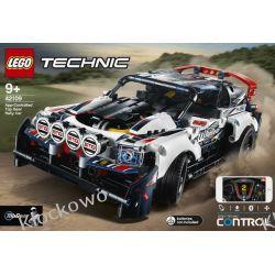 42109 AUTO WYŚCIGOWE TOP GEAR STEROWANE PRZEZ APLIKACJĘ (App-Controlled Top Gear Rally Car) KLOCKI LEGO TECHNIC