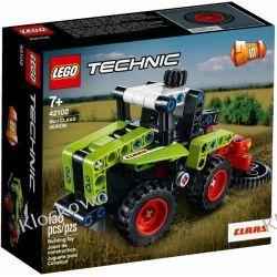 42102 TRAKTOR MINI CLAAS XERION (Mini CLAAS XERION) KLOCKI LEGO TECHNIC  Technic