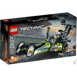 42103 DRAGSTER KLOCKI LEGO TECHNIC  Technic