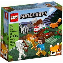 21162 PRZYGODA W TAJDZE (The Taiga Adventure)- KLOCKI LEGO MINECRAFT Kompletne zestawy