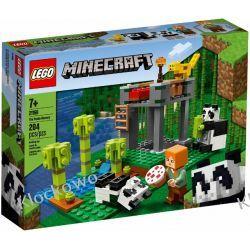 21158 ŻŁOBEK DLA PAND (The Panda Nursery)- KLOCKI LEGO MINECRAFT Kompletne zestawy