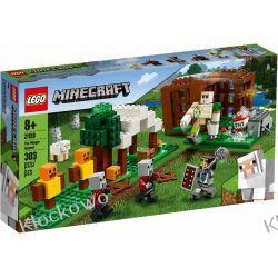 21159 KRYJÓWKA ROZBÓJNIKÓW (The Pillager Outpost)- KLOCKI LEGO MINECRAFT