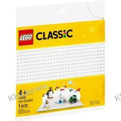 11010 BIAŁA PŁYTKA KONSTRUKCYJNA (White baseplate) KLOCKI LEGO CLASSIC