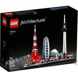 21051 TOKIO (Tokyo) KLOCKI LEGO ARCHITECTURE  Friends