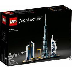 21052 DUBAJ (Dubai) KLOCKI LEGO ARCHITECTURE  Pociąg