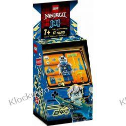 71715 AWATAR JAYA - KAPSUŁA GRACZA (Jay Avatar - Arcade Pod) KLOCKI LEGO NINJAGO Playmobil