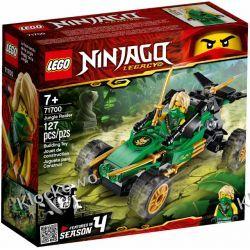 71700 DŻUNGLOWY ŚCIGACZ (Jungle Raider) KLOCKI LEGO NINJAGO Ninjago