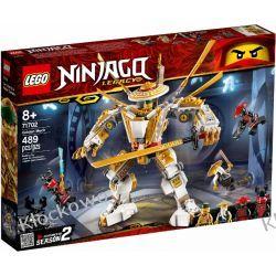 71702 ZŁOTA ZBROJA (Golden Mech) KLOCKI LEGO NINJAGO Kompletne zestawy