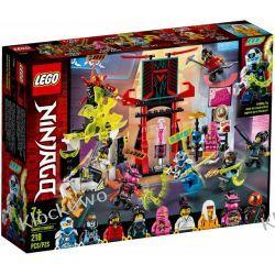 71708 SKLEP DLA GRACZY (Gamer's Market) KLOCKI LEGO NINJAGO Ninjago