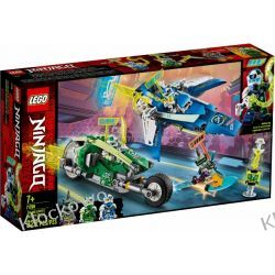 71709 WYŚCIGÓWKI JAYA I LLOYDA (Jay and Lloyd's Velocity Racers) KLOCKI LEGO NINJAGO Playmobil