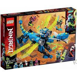 71711 CYBERSMOK JAYA (Jay's Cyber Dragon) KLOCKI LEGO NINJAGO Ninjago