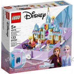 43175 KSIĄŻKA Z PRZYGODAMI ANNY I ELSY (Anna and Elsa's Storybook Adventures) KLOCKI LEGO DISNEY PRINCESS Policja