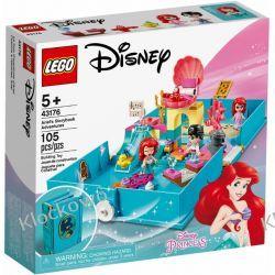 43176 KSIĄŻKA Z PRZYGODAMI ARIELKI (Ariel's Storybook Adventures) KLOCKI LEGO DISNEY PRINCESS Kompletne zestawy