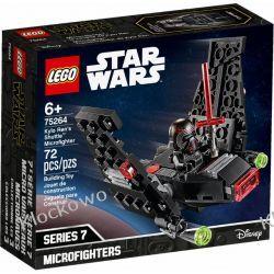 75264 WAHADŁOWIEC KYLO RENA (Kylo Ren's Shuttle Microfighter) - KLOCKI LEGO STAR WARS  Ninjago