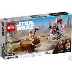 75265 T-16 SKYHOPPER™ KONTRA MIKROMYŚLIWCE BANTHA™ (T-16 Skyhopper vs Bantha Microfighters) - KLOCKI LEGO STAR WARS  Star Wars
