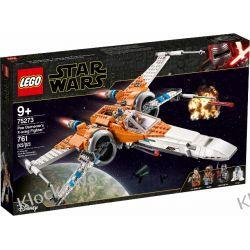 75273 MYŚLWIEC X-WING POE DAMERONA™ (Poe Dameron's X-wing Fighter) - KLOCKI LEGO STAR WARS