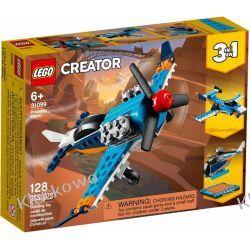 31099 SAMOLOT ŚMIGŁOWY (Propeller Plane) KLOCKI LEGO CREATOR