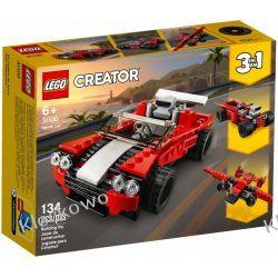 31100 SAMOCHÓD SPORTOWY (Sports Car) KLOCKI LEGO CREATOR Kompletne zestawy