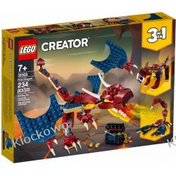31102 SMOK OGNIA (Fire Dragon) KLOCKI LEGO CREATOR