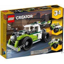 31103 RAKIETOWY SAMOCHÓD (Rocket Truck) KLOCKI LEGO CREATOR Friends