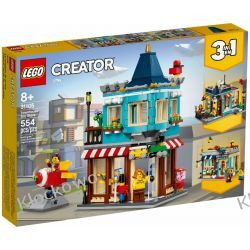 31105 SKLEP Z ZABAWKAMI (Townhouse Toy Store) KLOCKI LEGO CREATOR