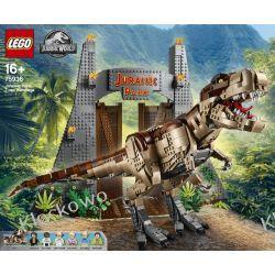 75936 PARK JURAJSKI: ATAK TYRANOZAURA (Jurassic Park: T. rex Rampage) - KLOCKI LEGO JURASSIC WORLD Creator