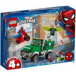 76147 NAPAD SĘPA NA FURGONETKĘ (Vulture's Trucker Robbery) - KLOCKI LEGO SUPER HEROES Kompletne zestawy