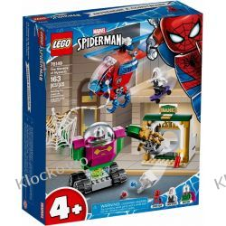 76149 GROŹNY MYSTERIO (The Menace of Mysterio) - KLOCKI LEGO SUPER HEROES