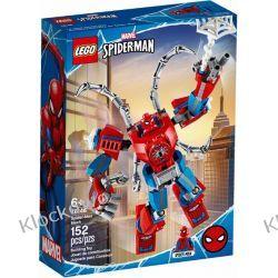 76146 MECH SPIDERMANA (Spider-Man Mech) - KLOCKI LEGO SUPER HEROES