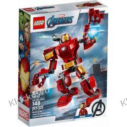 76140 MECH IRONMANA (Iron Man Mech) - KLOCKI LEGO SUPER HEROES Kompletne zestawy