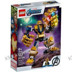 76141 MECH THANOSA (Thanos Mech) - KLOCKI LEGO SUPER HEROES Playmobil