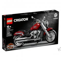 10269 HARLEY DAVIDSON FAT BOY - KLOCKI LEGO EXCLUSIVE