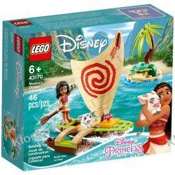 43170 OCEANICZNA PRZYGODA VAIANY (Moana's Ocean Adventure) KLOCKI LEGO DISNEY PRINCESS Dla Dzieci