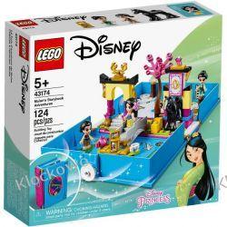 43174 KSIĄŻKA Z PRZYGODAMI MULAN (Mulan's Storybook Adventures) KLOCKI LEGO DISNEY PRINCESS Dla Dzieci