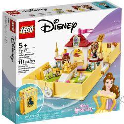 43177 KSIĄŻKA Z PRZYGODAMI BELLI (Belle's Storybook Adventures) KLOCKI LEGO DISNEY PRINCESS Dla Dzieci