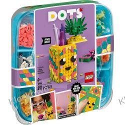 41906 POJEMNIK NA DŁUGOPISY W KSZTAŁCIE ANANASA (Pencil Holder) KLOCKI LEGO DOTS Kompletne zestawy