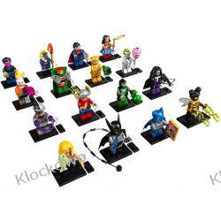 71026 MINIFIGURKI LEGO DC SUPER HEROES -  KOMPLET 16 SZT  Minifigures