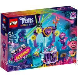 41250 IMPREZA TECHNO NA RAFIE (Techno Reef Dance Party) KLOCKI LEGO TROLLS Playmobil