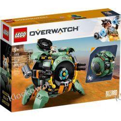 75976 BURZYCIEL (Wrecking Ball)- KLOCKI LEGO OVERWATCH