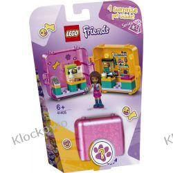 41405 KOSTKA ANDREI DO ZABAWY W SKLEP (Andrea's Play Cube - Pet Shop) KLOCKI LEGO FRIENDS Zabawki