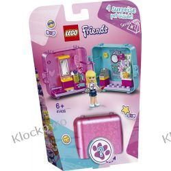 41406 KOSTKA STEPHANIE DO ZABAWY W SKLEP (Stephanie's Play Cube - Beauty Salon) KLOCKI LEGO FRIENDS Playmobil